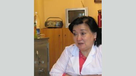 Байзакова Дамира Омурзаковна