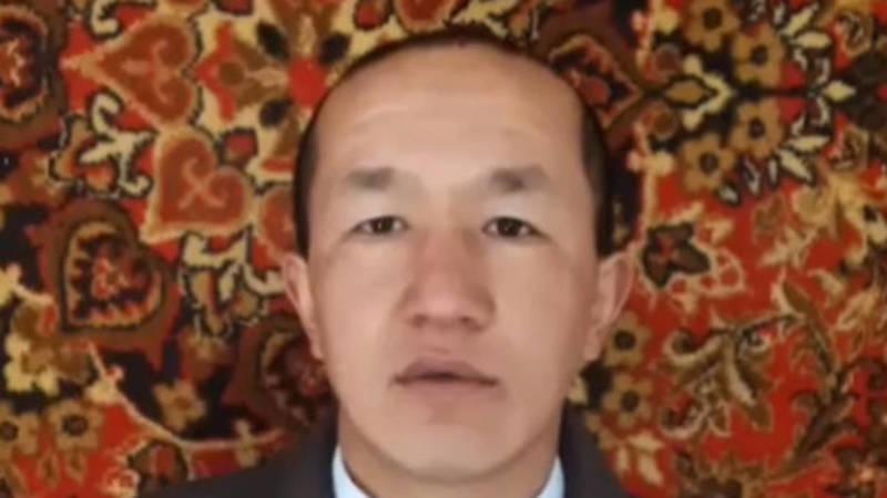 Житель Кочкорского района просит власти решить вопрос с трансформацией земли. Видеообращение