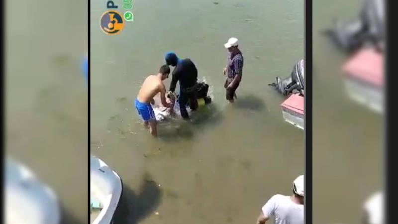 В Караколе на городском пляже утонула 15-летняя девочка, - очевидец