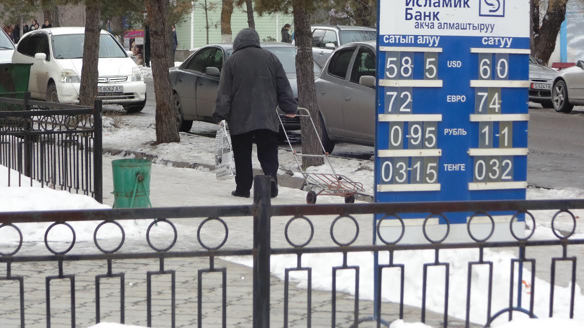 Курсы валют рубль к сому