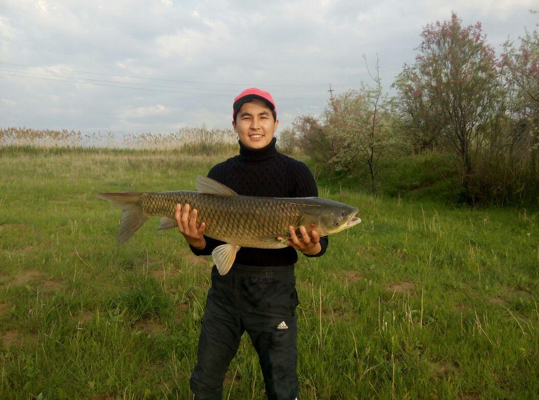 рыбалка киргизстан
