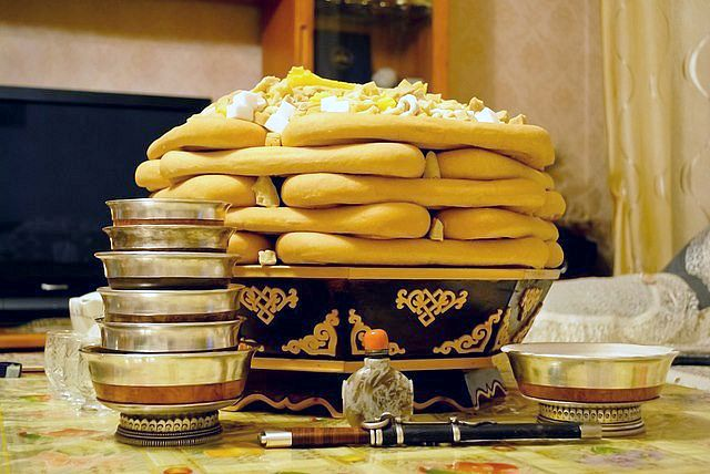 Моголия блюда