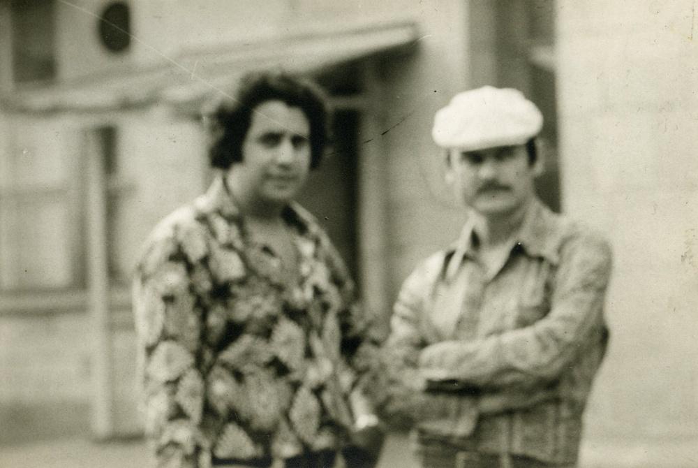 Tarkowski & I