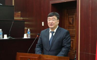 Ambassador Xing Haiming