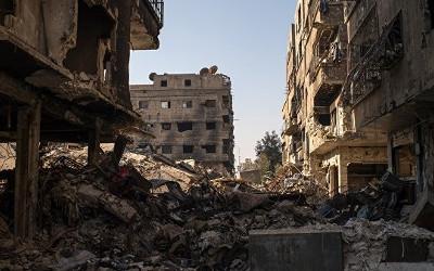 Syria-air strike 2