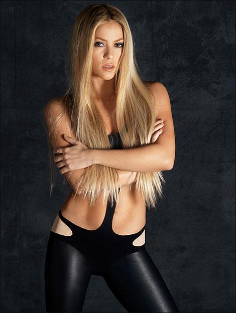 Шакира сексуальная