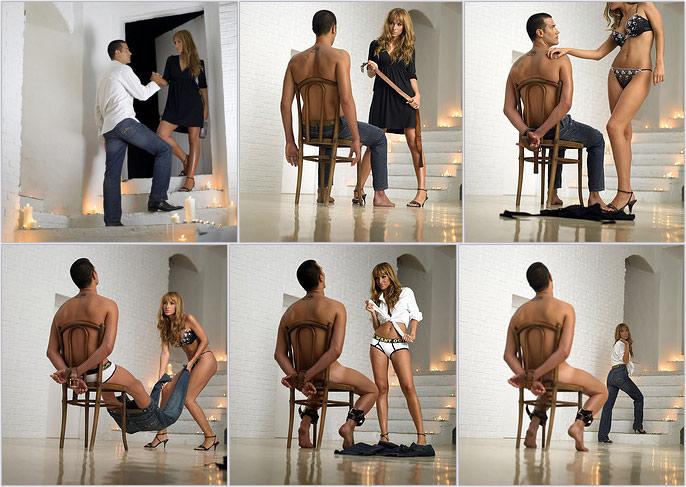 Как доставит девушке сексуальное удовольствие