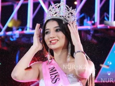 miss Kazahstan