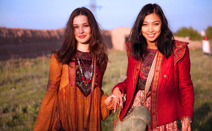 Модная одежда киргизия