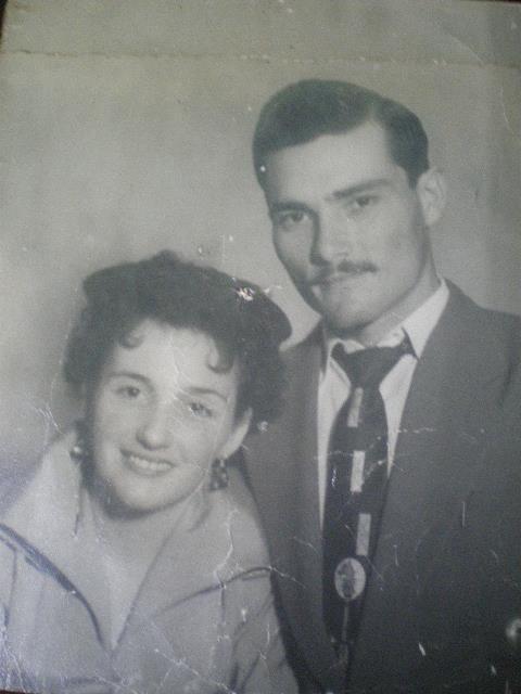 родители Fermin Bravo y Isabel Cepero