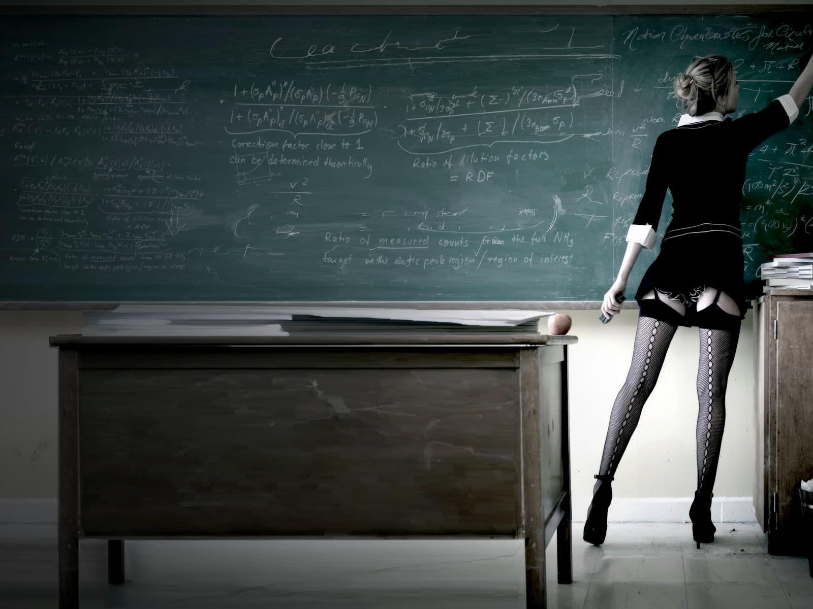 Секс с училкой ролевая игра