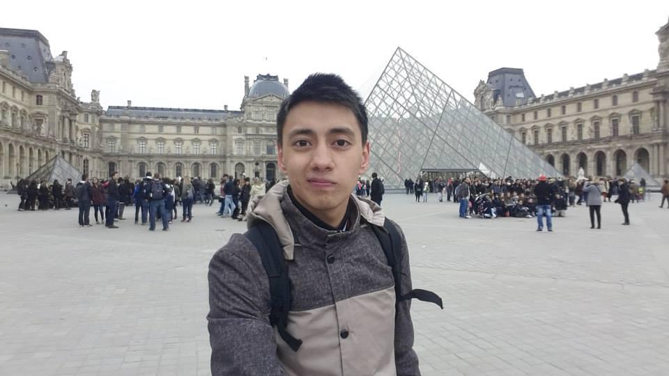10 Париж - Лувр