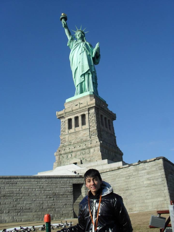 6 Нью-Йорк Статуя Свободы