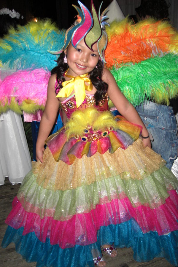 Авангард мода для девочек своими руками 41