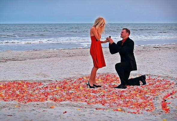 Как сделать предложение выйти замуж своей девушке