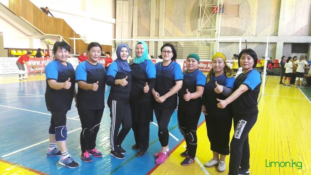 после турнира, моя команда по волейболу