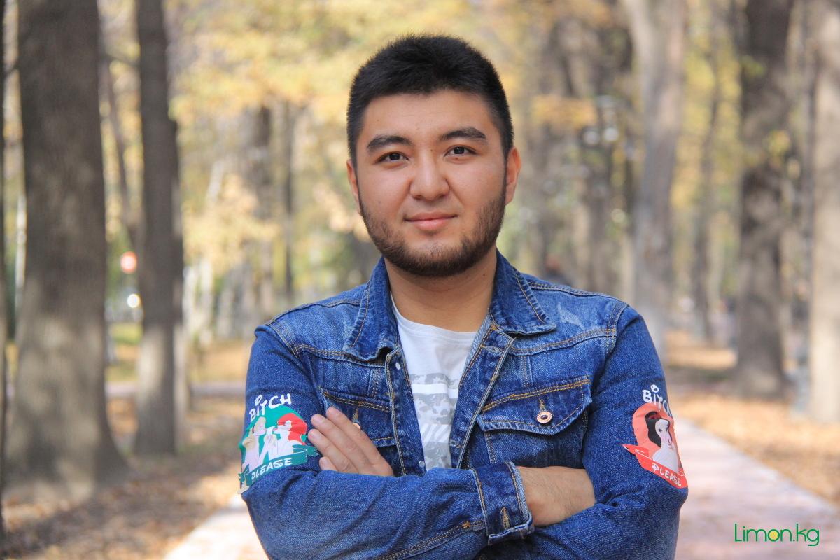 Субихи Мамуров, 21 год, студент