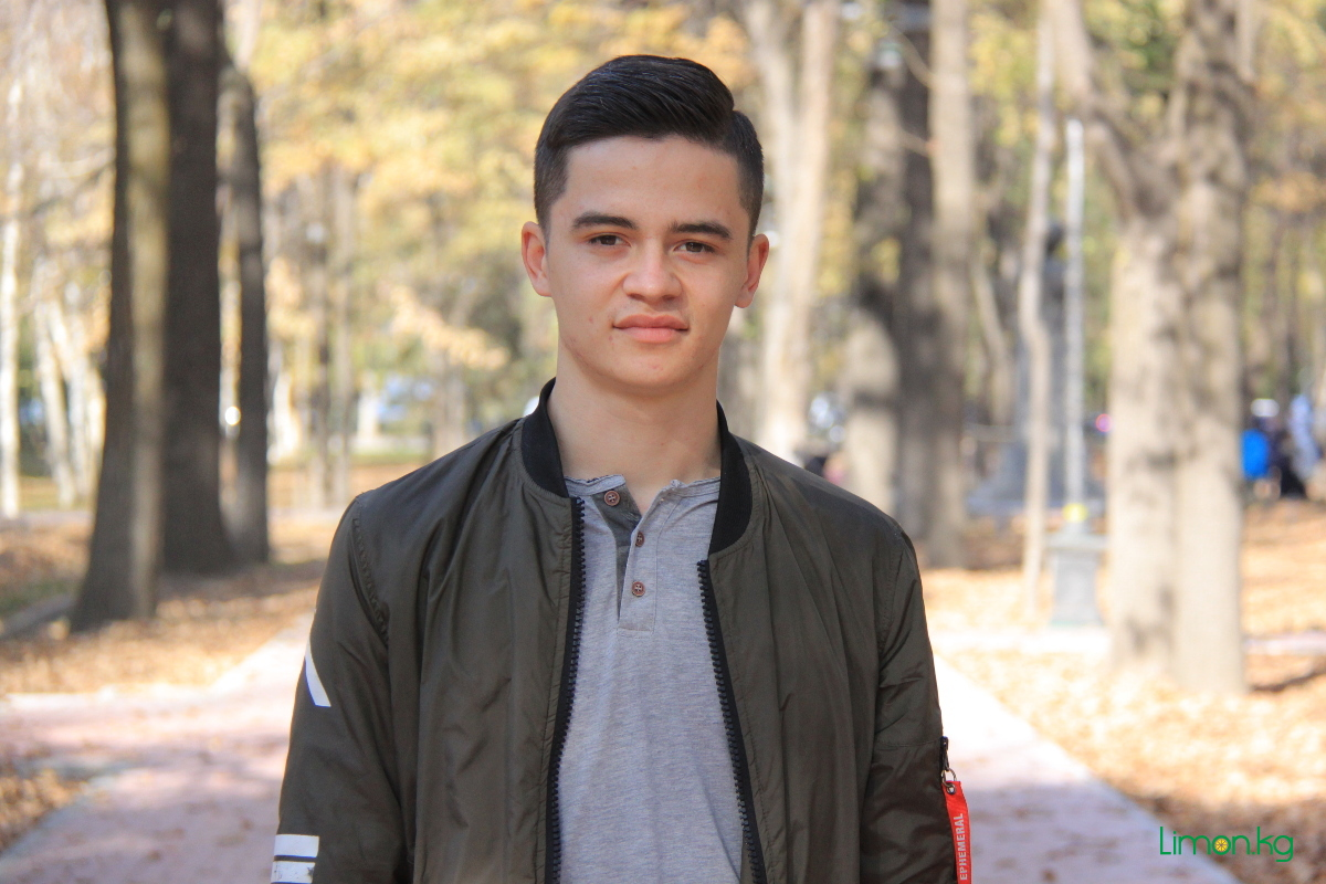 Мансур Галеев, 22 года, специалист по тендерам