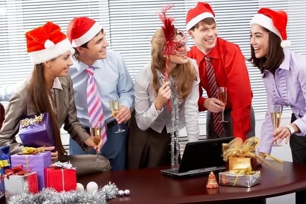 Корпоративные сказки на новый год