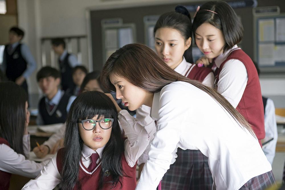 Lesbian japanese school girl movie