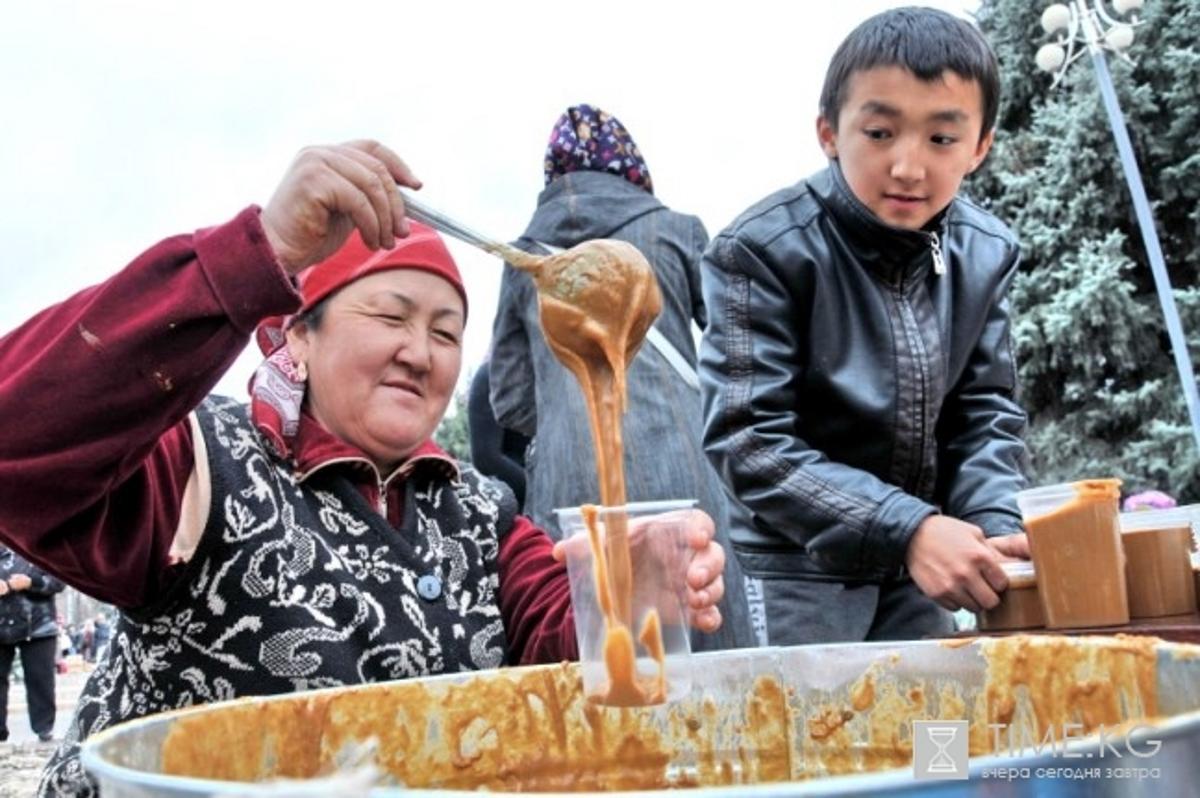 Поздравления на киргизском языке 28