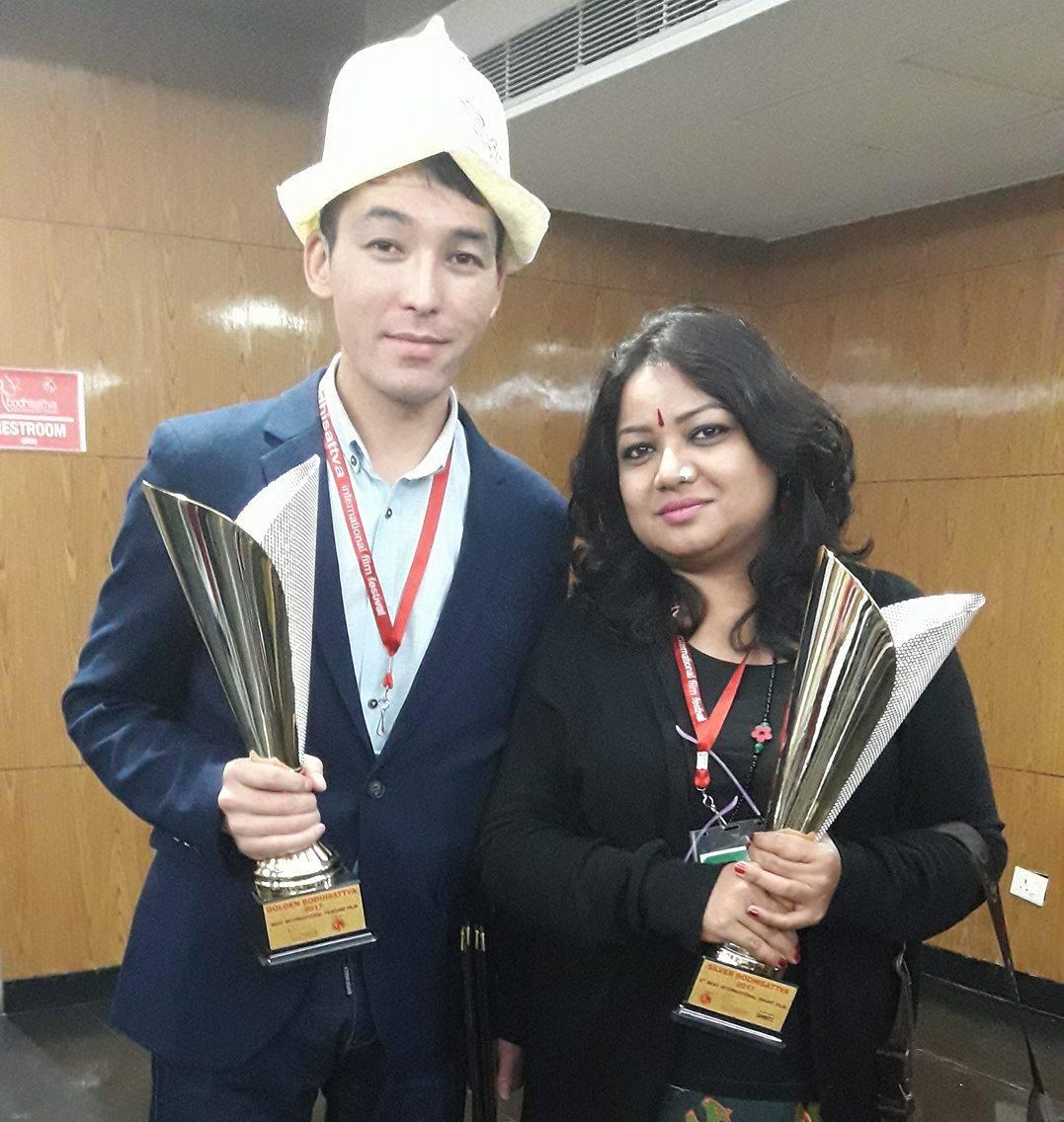 Гран при Golden Bodhisattva Award 3