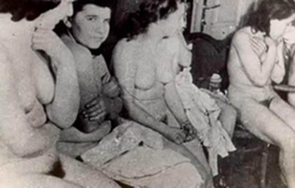 Проститутки Нацистов