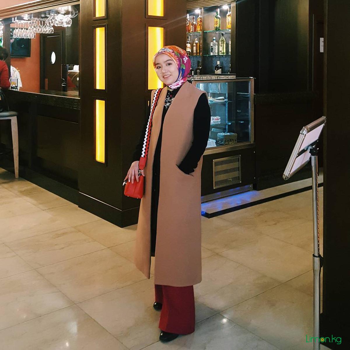 Адина Байсылдаева
