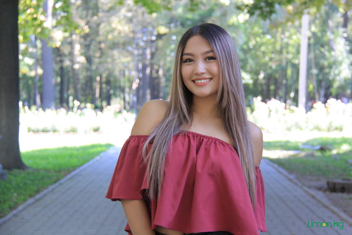 Милана Жусупова, 18, студнтка, танцовщица