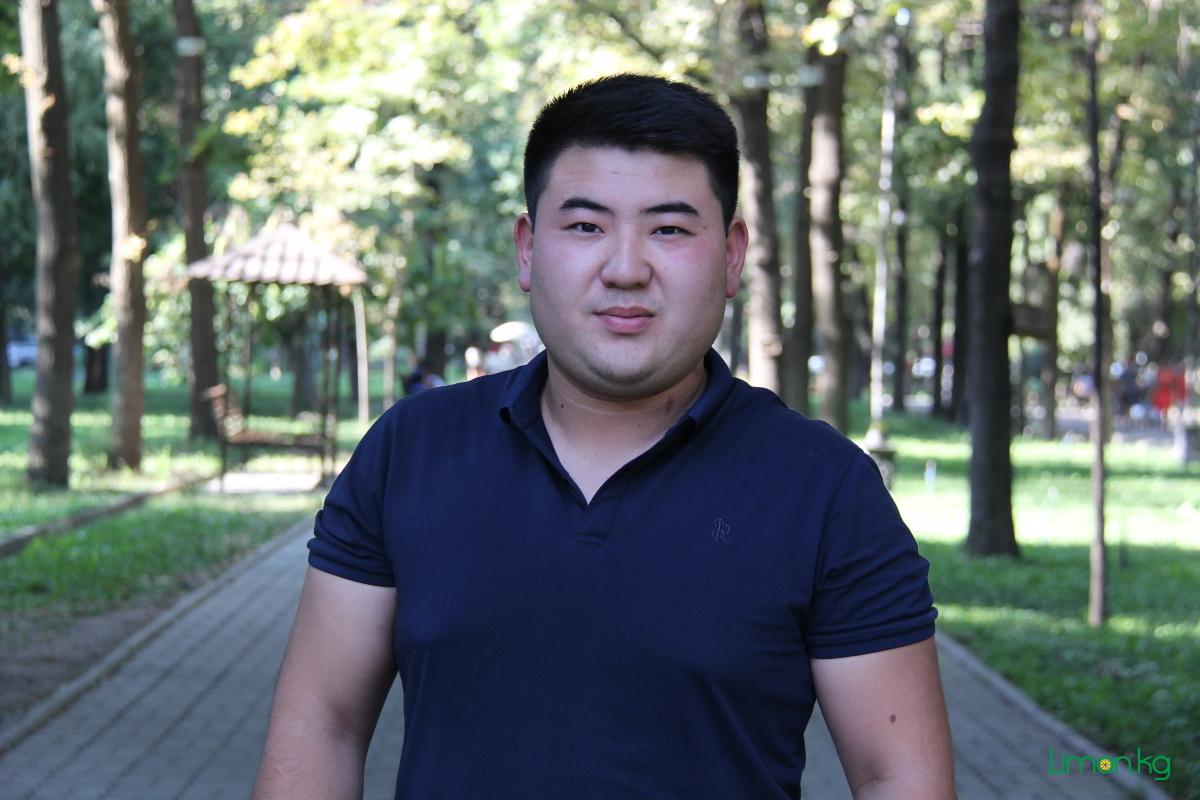 Ахмет Мусаев, 20 лет, частный предприниматель