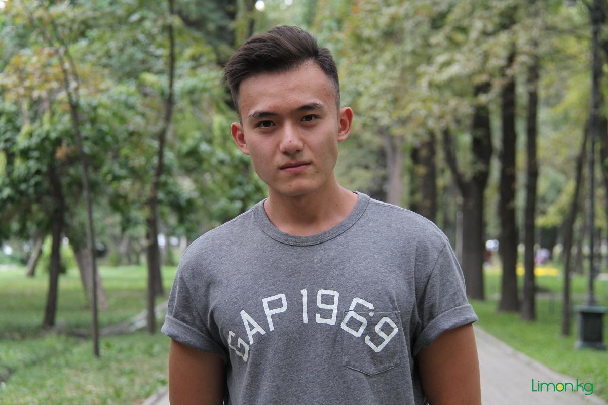 Омар Хилоу, 19 лет, студент