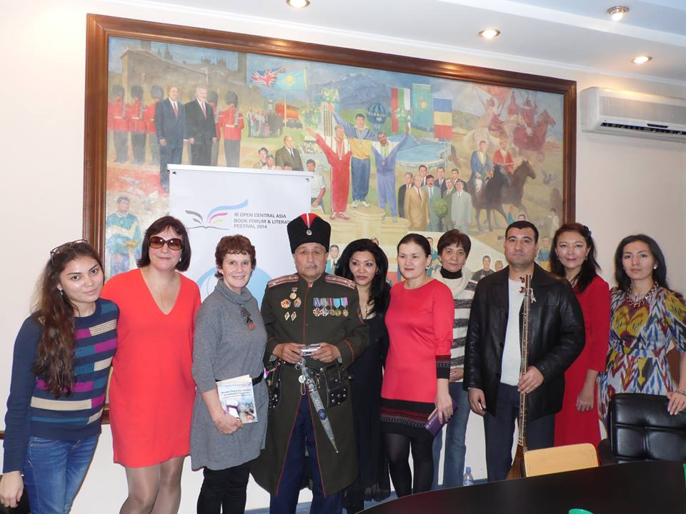 Литературный Фестиваль авторский вечер КЗ2014