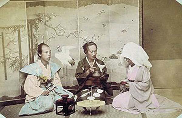 знакомство русских семей в японии