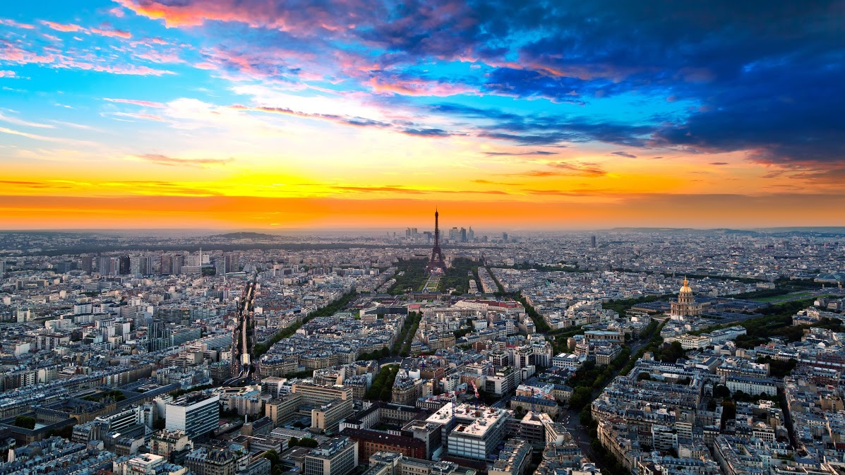 aerial-view-of-paris-at-sunset-resized