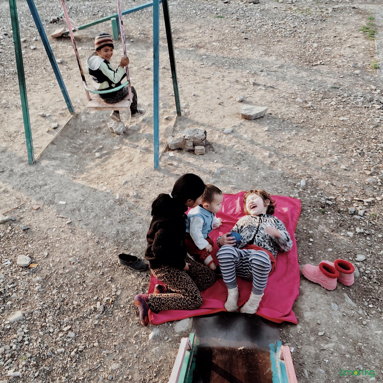 Добрые жители города Кызыл - Кыя (день второй)