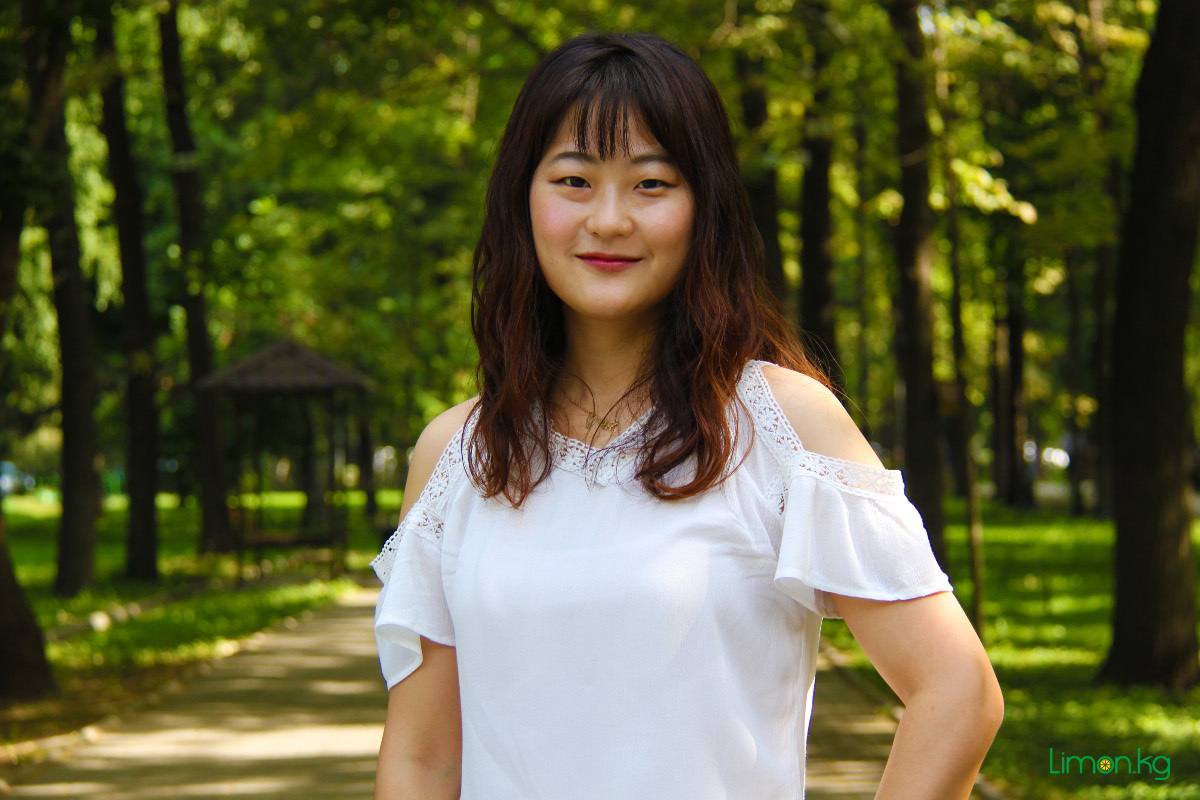 Ким Джихе, 27, преподаватель корейского языка