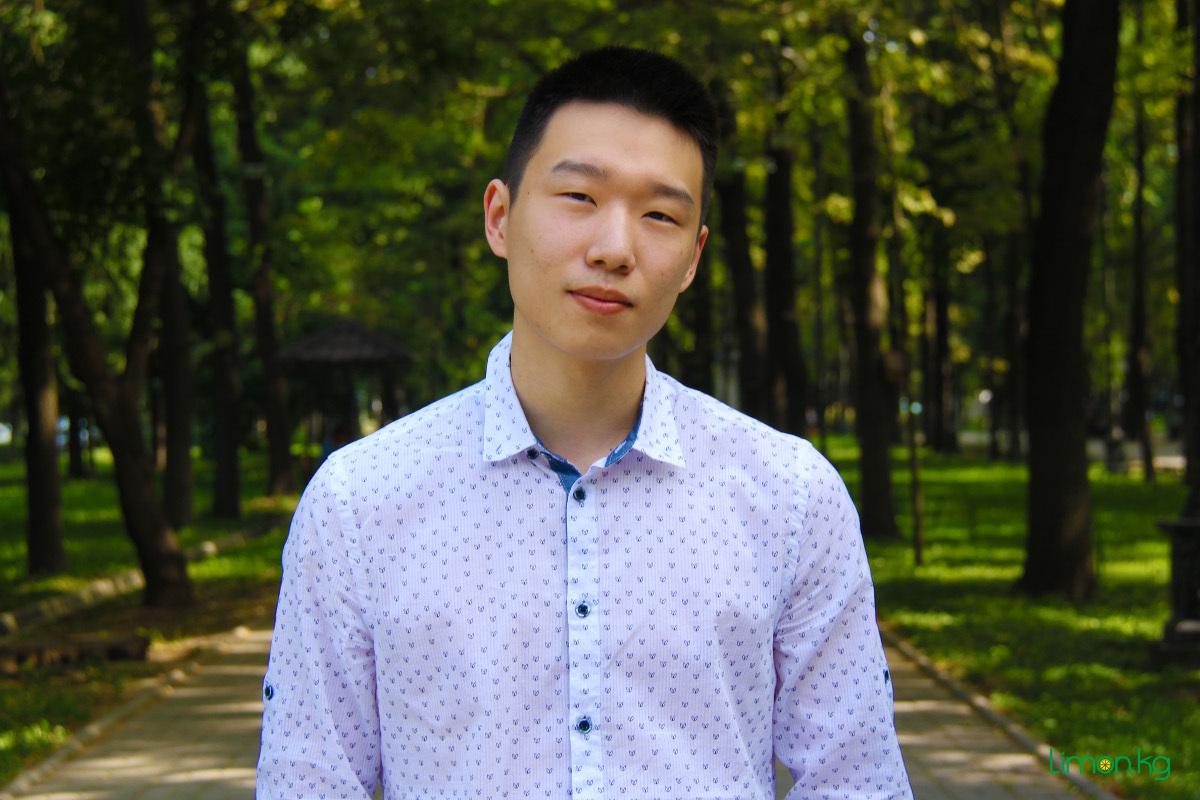 Ким Дмитрий,20,иллюзионист