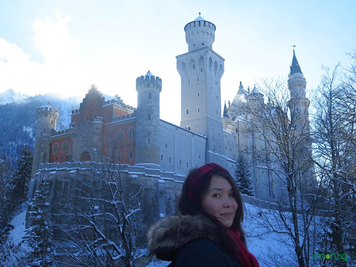 нойшвантайн замок