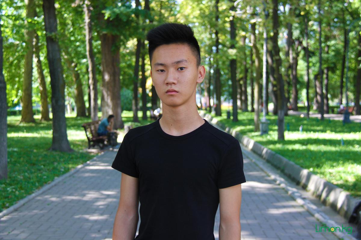 Ким Артём,18, студент