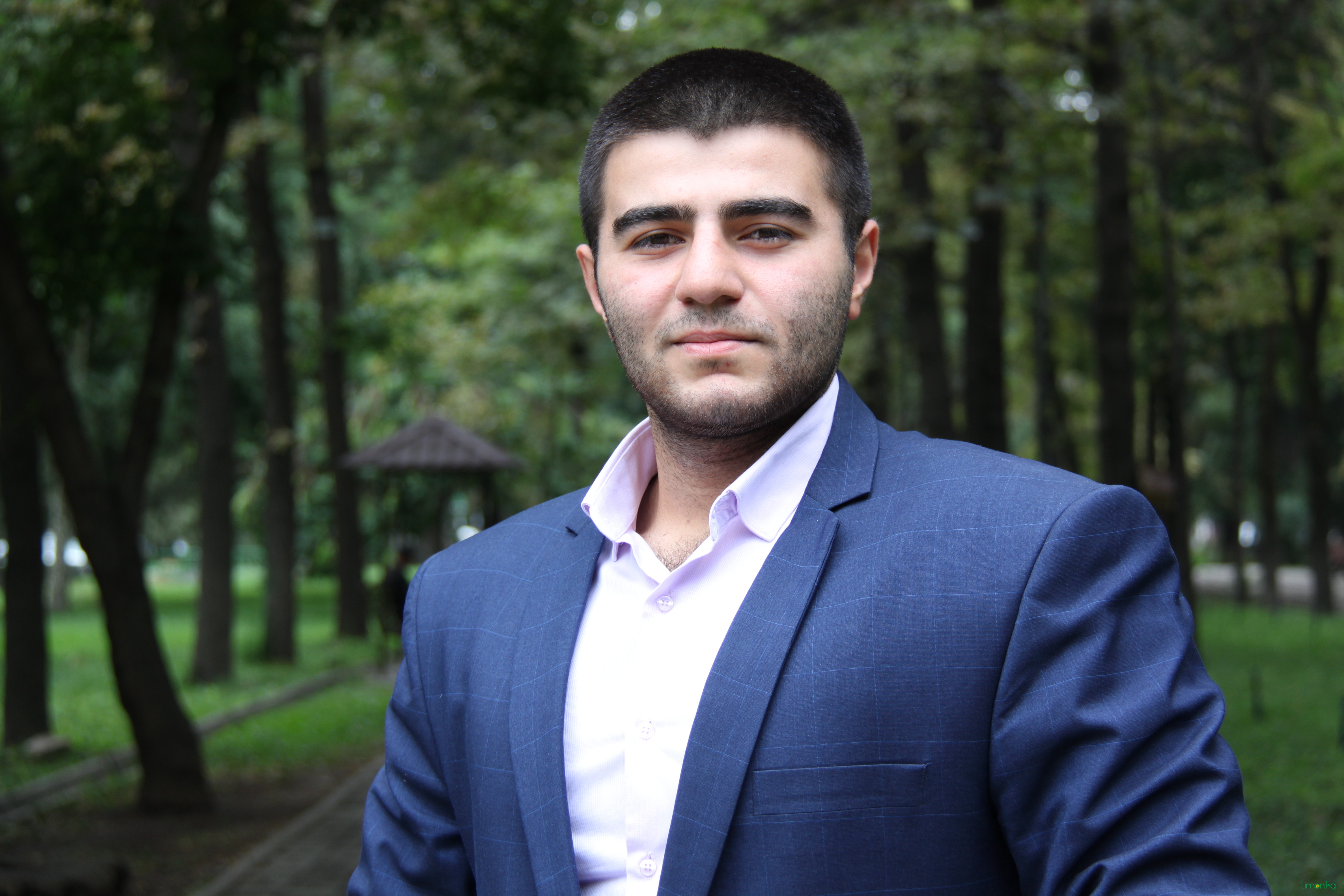 Алил Кадималиев, 20, студент