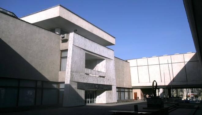 Кыргызский национальный музей ИЗО им.Г.Айтиева