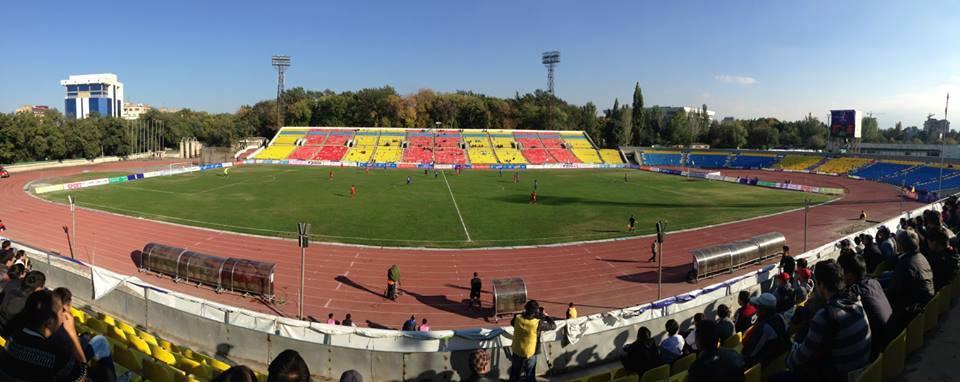 Стадион «Спартак»