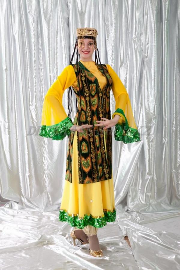 Узбекский Халат Женский
