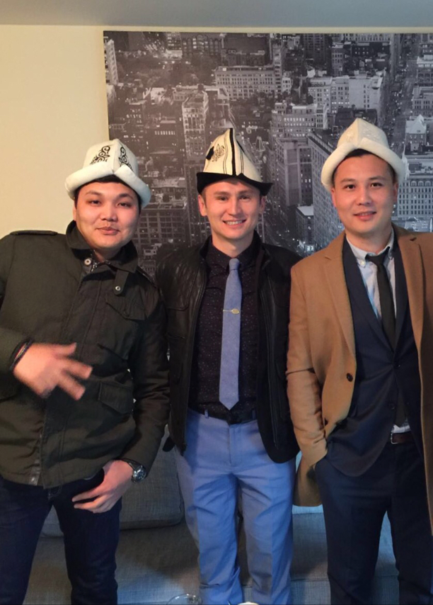 Группа Калпаков