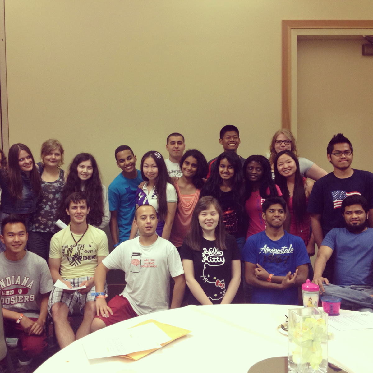 Ориентационная неделя студентов. Циннциннати, Огайо