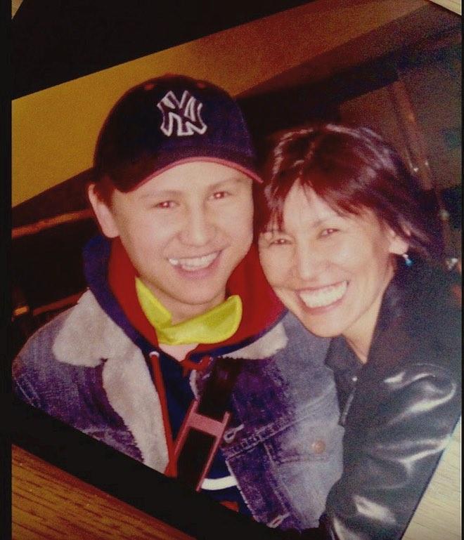 27 Марта, 2005 год. Увидел маму первый раз за 6 лет