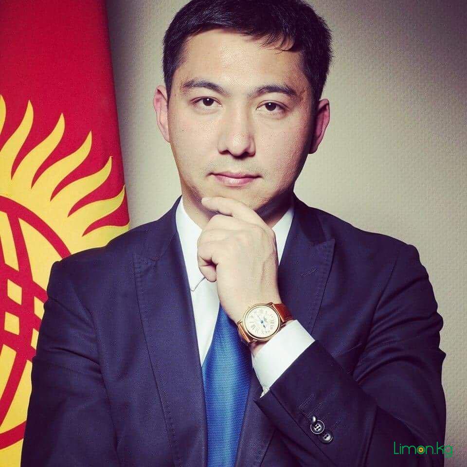 Жаманкулов Азамат