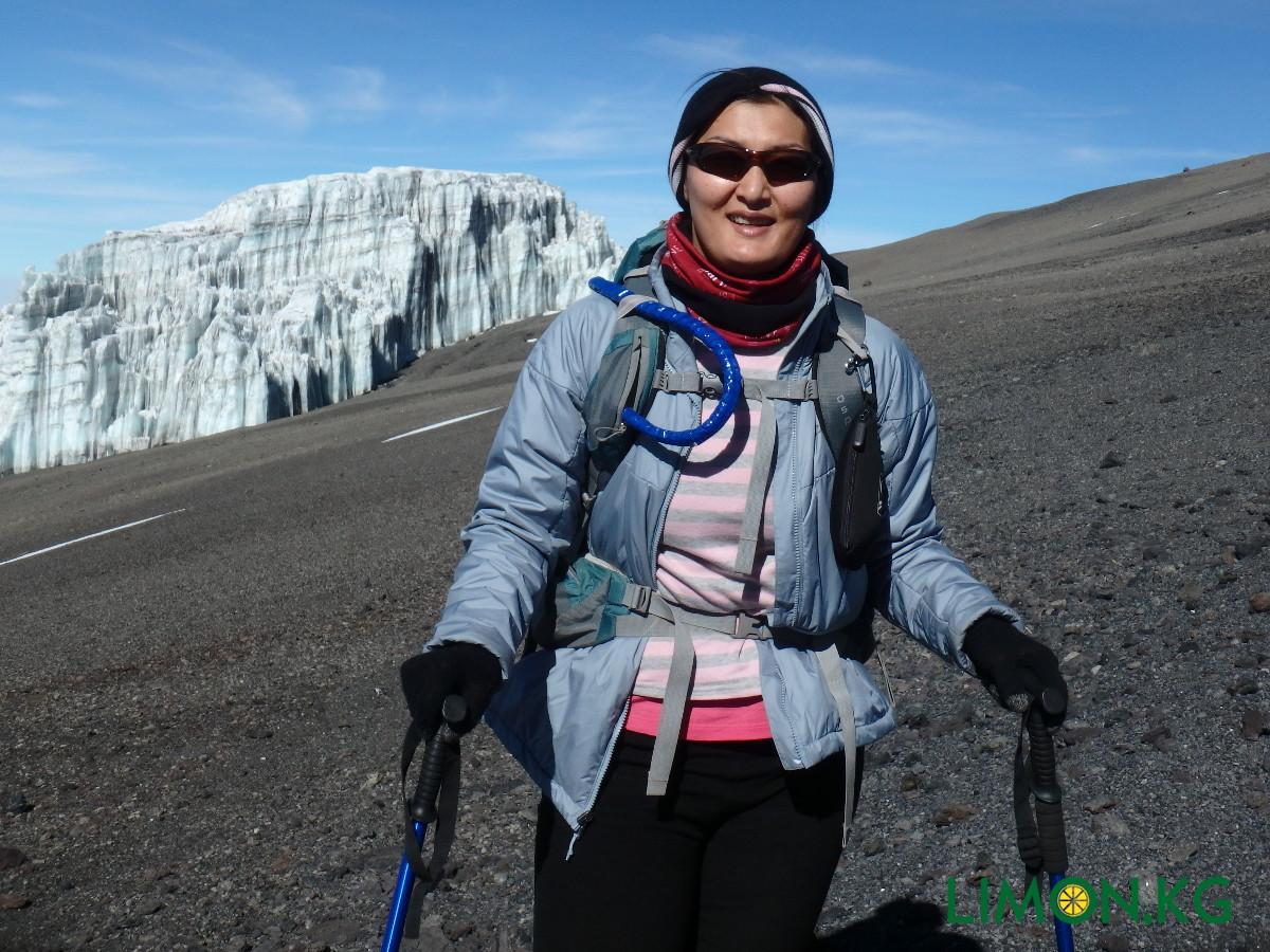 Kilimanjaro 9 -ledniki