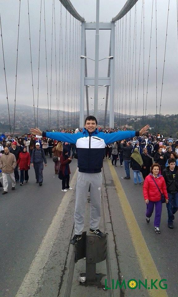 Турция Стамбул Босфор,, 2014