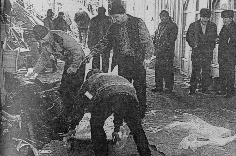 Взрыв на рынке Дордой в 2002 году